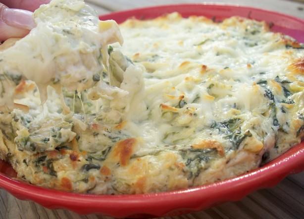 Hot Artichoke And Spinach Dip Recipe - Food.com