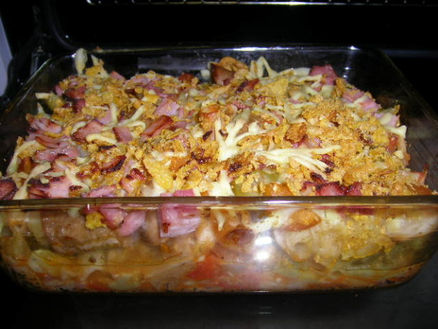 Sausage And Cabbage Casserole Recipe Food Com