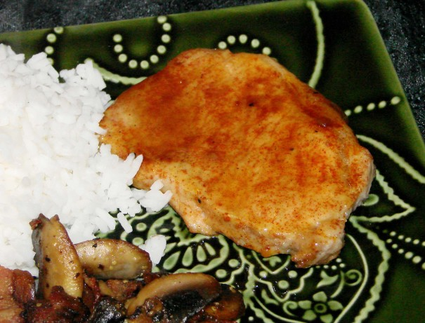 Maple-Mustard Glazed Pork Chops Recipe - Food.com