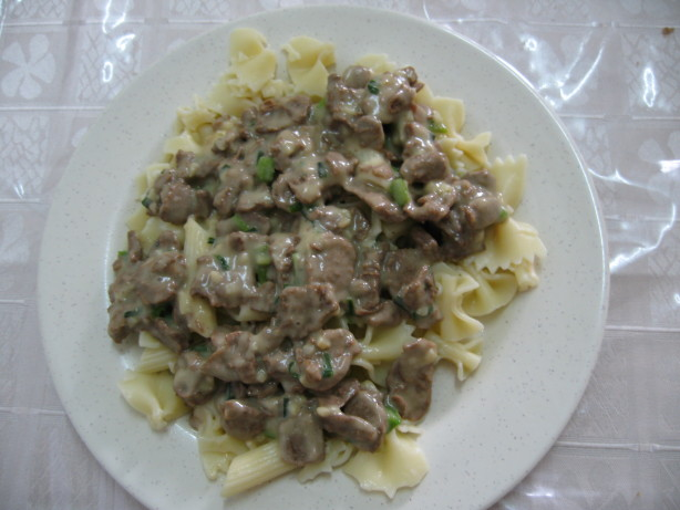 Seitan And Mushroom Stroganoff Vegan) Recipe - Food.com
