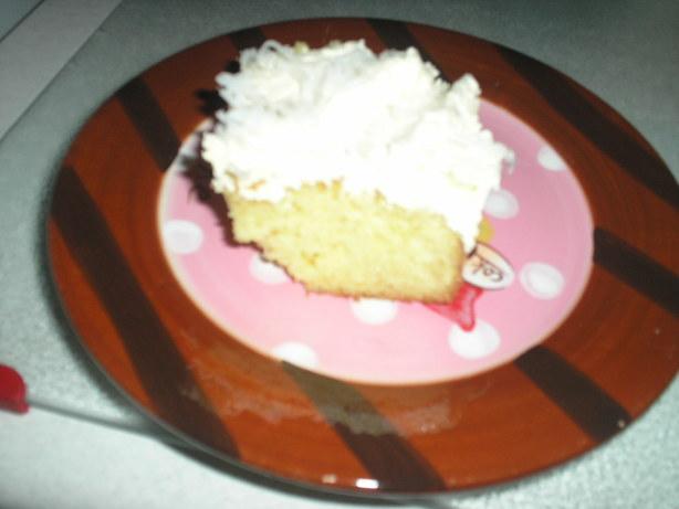 Make Coco Lopez Coconut Cake