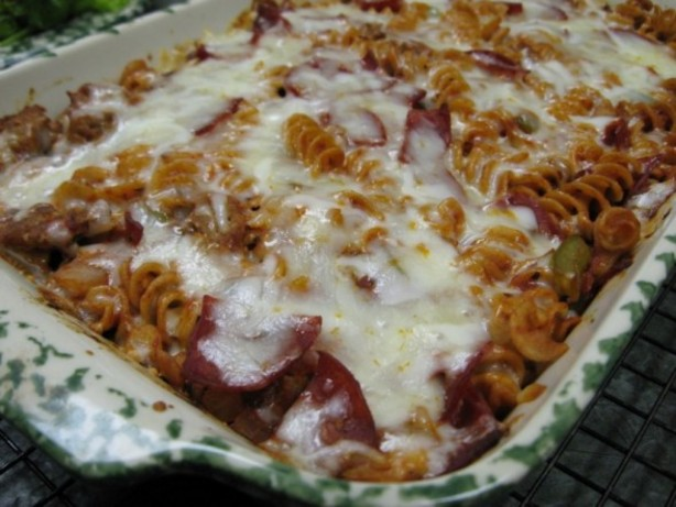 Pizza Casserole Recipe - Food.com