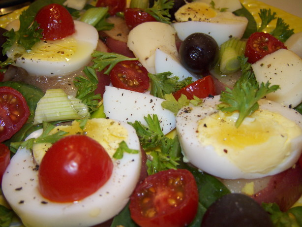 Salad andalucia recipe for Andalucia cuisine