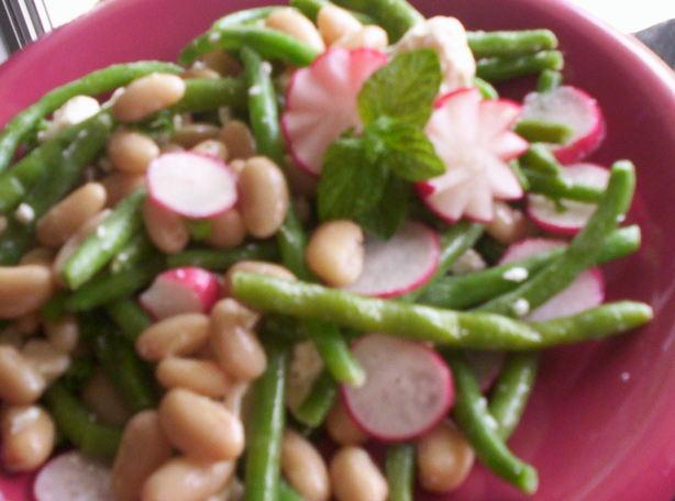 Asparagus, Bean, And Feta Salad Recipe - Food.com