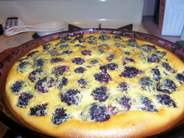 Julia Childs Cherry Clafouti Recipe - Food.com
