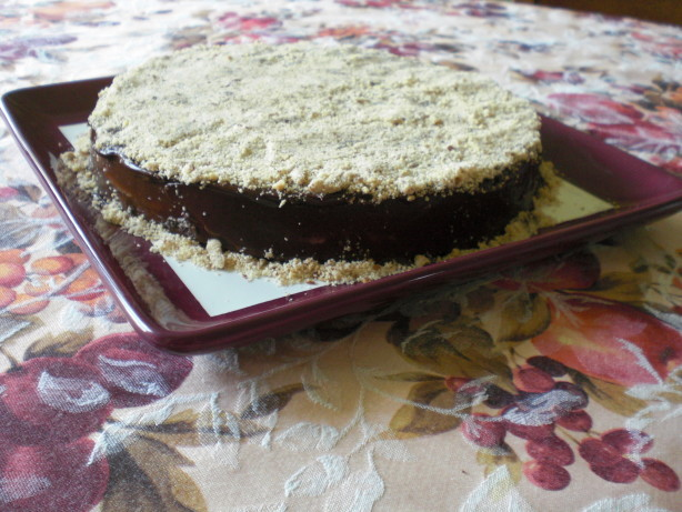 Julia Child Queen Of Sheba Chocolate Cake Recipe