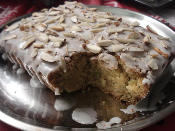 Zucchini Almond Cake Recipe - Food.com