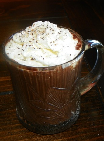 how to make creamy hot chocolate with cocoa powder