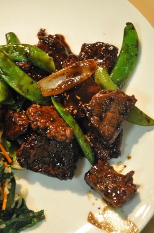 Honey And Black Pepper Steak Recipe - Food.com