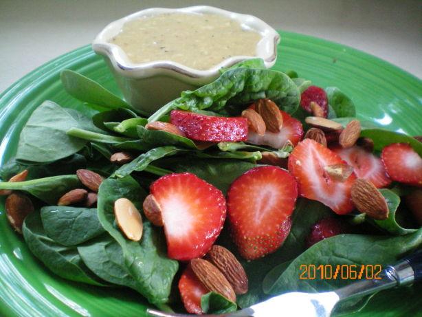 Strawberry Spinach Chicken Salad Recipe - Food.com