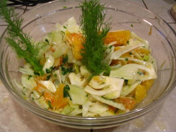 Blood Orange And Fennel Salad Recipe - Food.com
