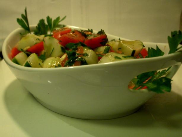 Israeli Salad Recipe - Food.com