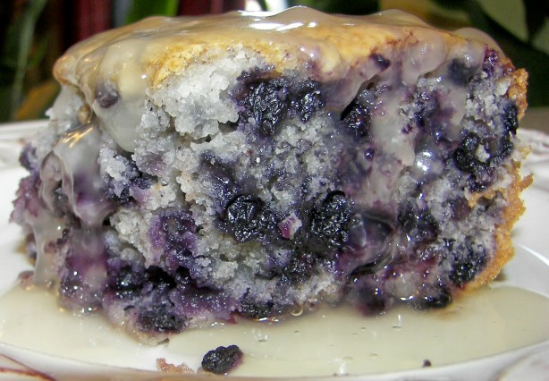Blueberry Pudding With Hard Sauce Recipe - Food.com