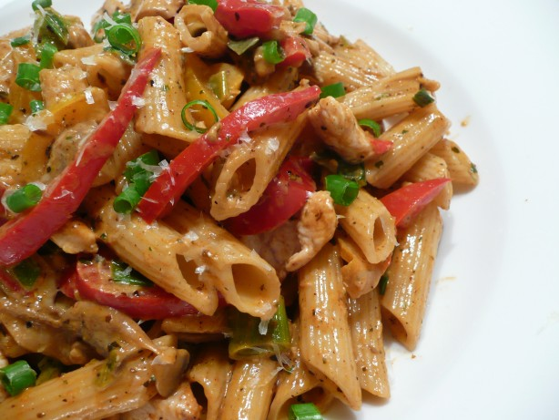 Recipe of penne pasta with chicken