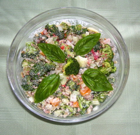 The Best Broccoli Salad Recipe - Food.com