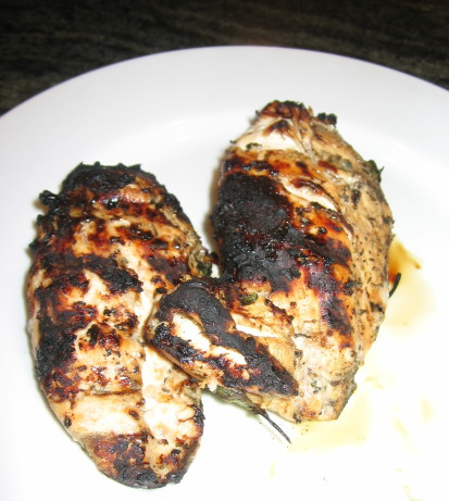 Grilled Chicken Breasts With Chimichurri Sauce Recipe - Food.com