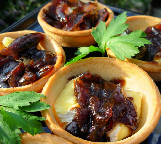 Mini Brie Tarts Recipe - Food.com