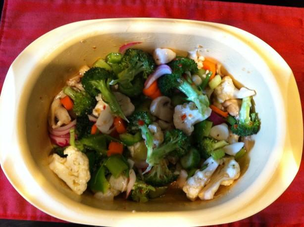 Marinated Vegetable Salad Recipe - Food.com