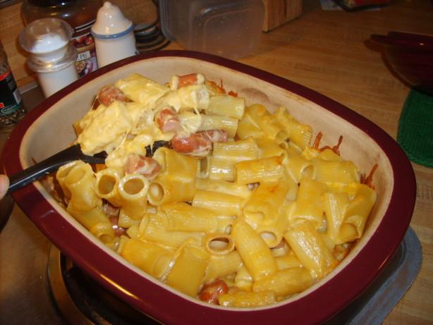 Baked Lil Smokies N Homemade Mac-N-Cheese Recipe - Food.com