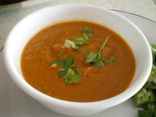 Spicy African Peanut Soup Recipe - Food.com