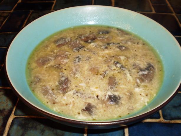 Zuppa Di Porcini Porcini Mushrooms Soup) Recipe - Food.com
