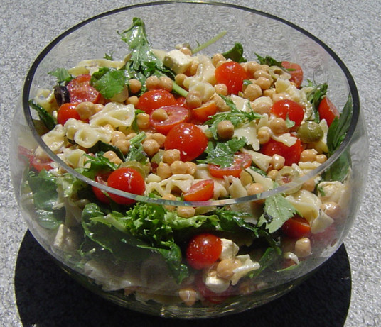Greek Pasta Salad Recipe - Food.com