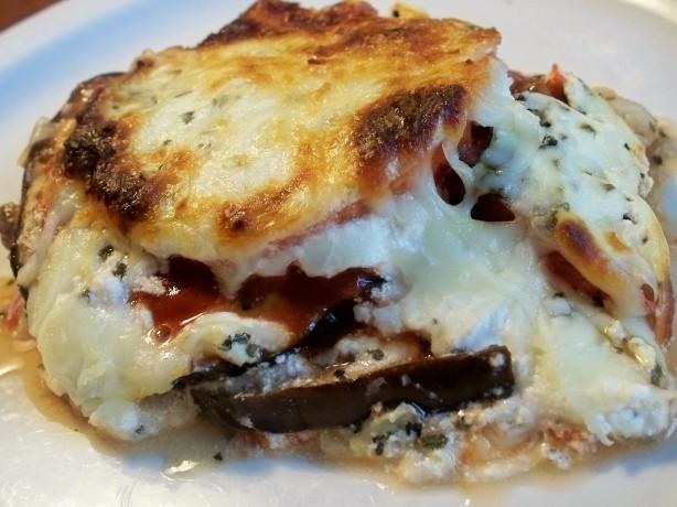Cheesy Italian Eggplant Delight Recipe - Food.com