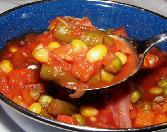 Crock pot hearty hobo soup vegetarian recipe healthy for Healthy crock pot recipes vegetarian
