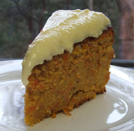 Swiss Carrot Cake With Mascarpone Icing Recipe - Food.com