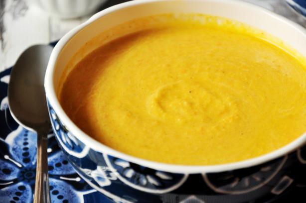 Fresh Pumpkin Soup By Kerry Simon Recipe