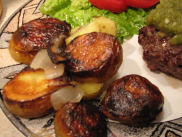 Potato-Onion Gratin Recipe - Food.com