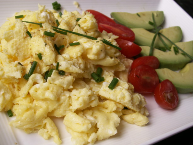 how to cook soft scrambled eggs
