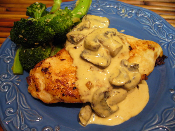Chicken Supreme Dijon Recipe Food Com