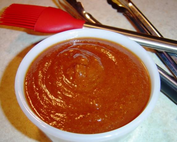 Smoky Barbecue Sauce Recipe — Dishmaps