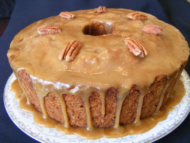 Very Moist Apple Cake