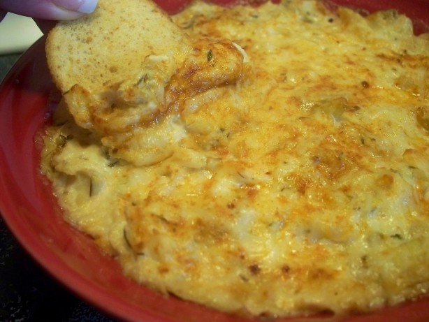 Baked Artichoke Dip Recipe - Food.com