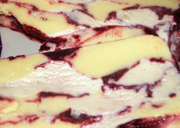 Mango, Blackberry Cassis, And Vanilla Mosaic Recipe - Food.com