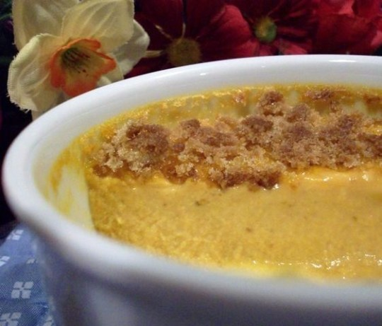 Pumpkin Creme Brulee Recipe - Food.com