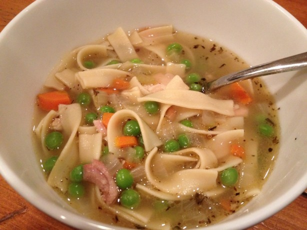 Turkey Noodle Soup Recipe - Food.com