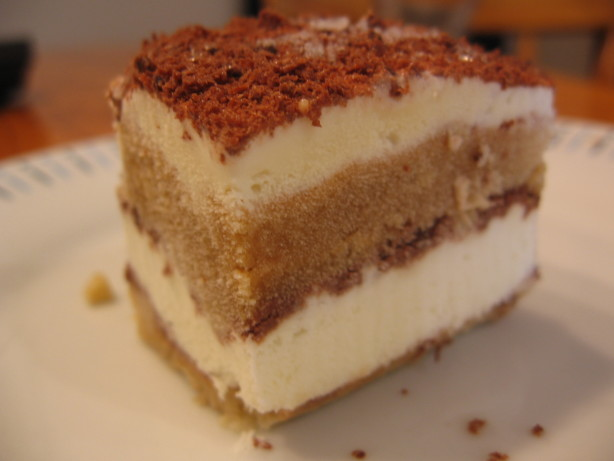 Tiramisu Ice-Cream Cake Recipe - Food.com
