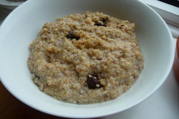 Quinoa Breakfast Cereal Recipe - Food.com