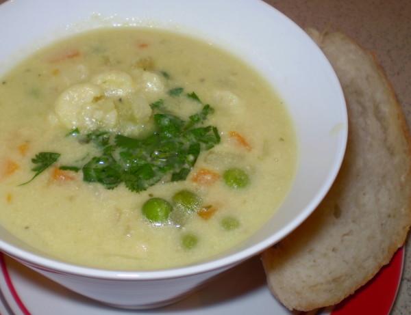 Cream Of Cauliflower Soup Vegan) Recipe - Food.com