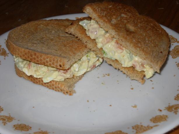 Smoked Salmon Egg Salad Recipe - Food.com