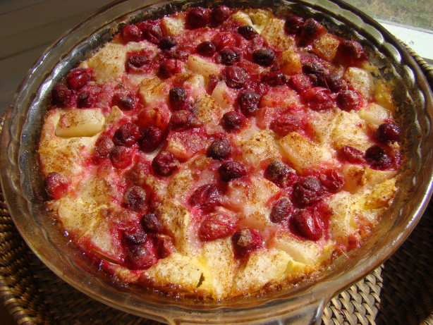 Cranberry Clafouti Recipes — Dishmaps