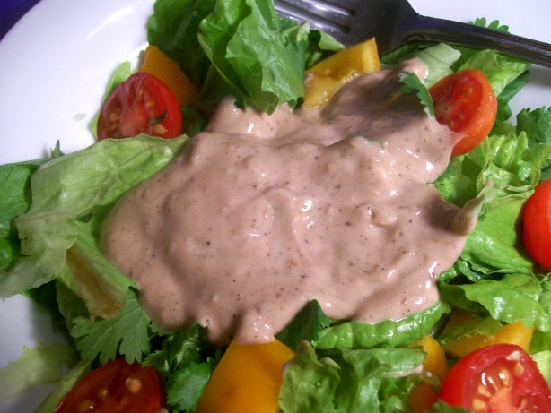 Nonas Japanese Creamy Sesame Salad Dressing Recipe - Food.com