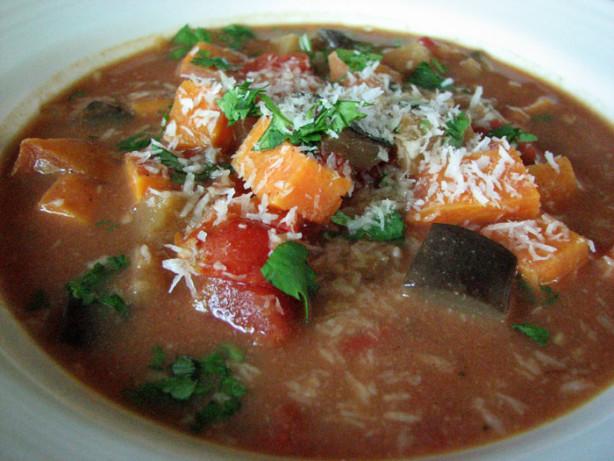 African Sweet Potato And Peanut Soup Recipe - Food.com