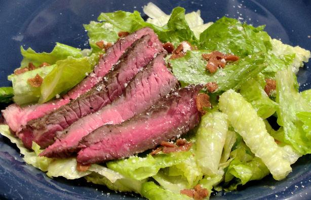 Fast Food Caesar Salad
