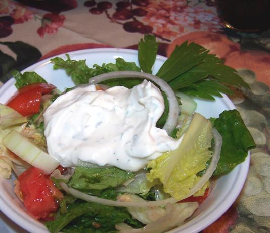 Creamy Lovage And Mustard Salad Dressing Recipe - Food.com