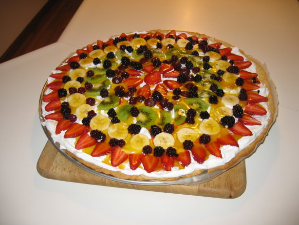 fruit bowls recipe for fruit pizza