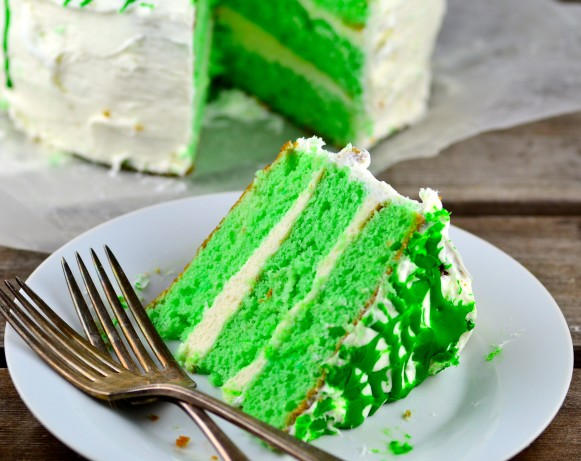 Green Velvet Cake Recipe Food Com